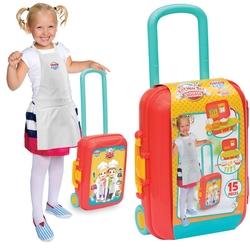 Dede toys - Dede Candy&Ken Oyuncak Mutfak Set Bavulum