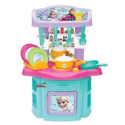 Dede Disnep Frozen Şef Oyuncak Mutfak Seti 16 Parça - Thumbnail