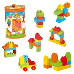 Dede Toys - Dede Eğitici Yapı Blokları Multi Blocks 62 Parça