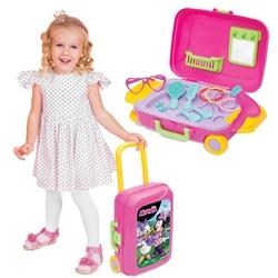 Dede Toys - Dede Minnie Mause Oyuncak Güzellik Set Bavulum