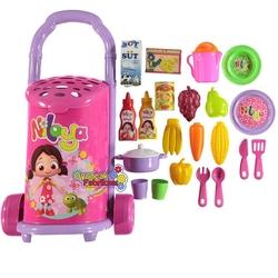 Dede toys - Dede Niloya Oyuncak Pazar Arabası