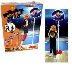 Dede toys - Dede Oyuncak Ayarlanabilir Ayaklı Basketbol Seti