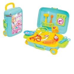 Dede toys - Dede Oyuncak Barbie Doktor Set Bavulum