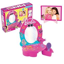 Dede toys - Dede Oyuncak Barbie Güzellik Salonu Oyun Seti 16 Parça Aksesuarlı 03509