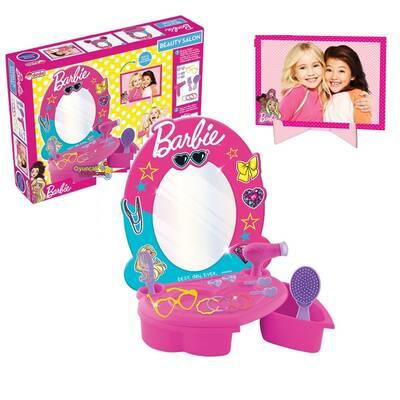Dede Oyuncak Barbie Güzellik Salonu Oyun Seti 16 Parça Aksesuarlı 03509