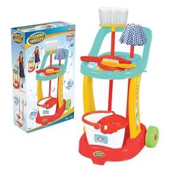 Dede toys - Dede Oyuncak Candy Temizlik Arabası 10 Parça