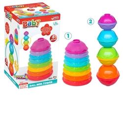 Dede Oyuncak Eğitici Küre Mini Kuleler - Thumbnail