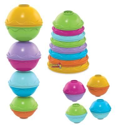 Dede Oyuncak Eğitici Küre Mini Kuleler