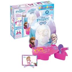 Dede toys - Dede Oyuncak Frozen Güzellik Seti 16 Parça