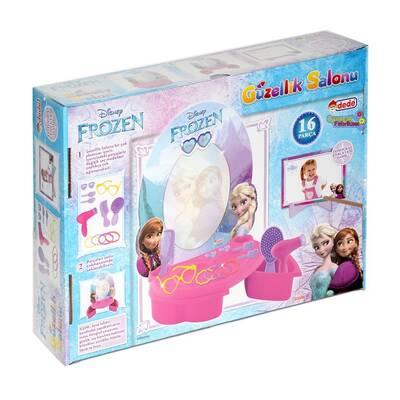 Dede Oyuncak Frozen Güzellik Seti 16 Parça
