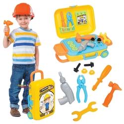 Dede Toys - Dede Oyuncak Teknik Tamir Set Bavulum