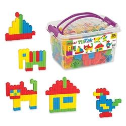 Dede Toys - Dede Toys Eğitici Maxi Tik Tak Box 156 Parça 01939