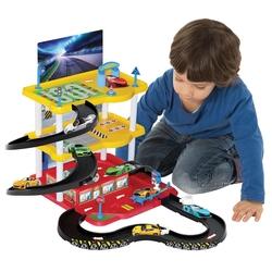 Dede Toys Oyuncak Otopark 3 Katlı Garaj Oyun Seti 03068 - Thumbnail