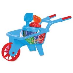 Dede toys - Dede Toys Pija Maskeliler El Arabası Plaj Seti 27 x 59 x 28 cm