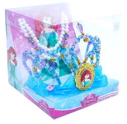 ARIEL - Disney Ariel Taç Kolye Seti