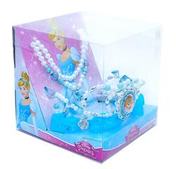SINDIRELLA - Disney Cinderella Taç Kolye Seti
