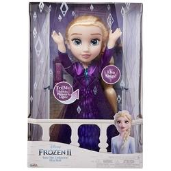 Giochi Preziosi - Disney Frozen 2 Sesli Işıklı Hareketli Elsa 35 cm 208494