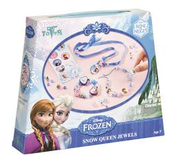 TOTUM - Disney Frozen bileklik tasarım seti
