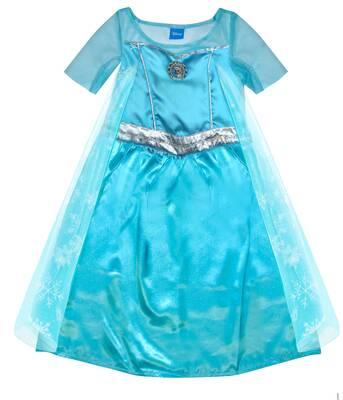 Disney Frozen Butik Kostüm - 2 2-3 Yaş