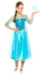 FROZEN - Disney Frozen Butik Kostüm 7-9 Yaş