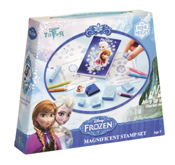 TOTUM - Disney Frozen Damga Seti