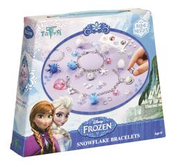 TOTUM - Disney Frozen Kolye bileklik tasarım seti