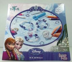 TOTUM - Disney Frozen Loom Bileklik Seti