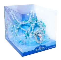 FROZEN - Disney Frozen Taç Kolye Seti