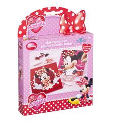 TOTUM - Disney Minnie Kart Yapım Seti