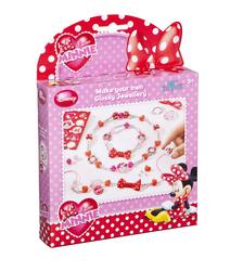 TOTUM - Disney Minnie Kolye-Bileklik Tasarım Seti
