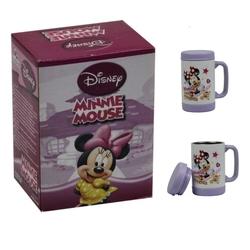 Disney - Disney Minnie Mouse Kutulu Çelik Termos Bardak