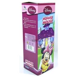 Disney - Disney Minnie Mouse Uzun Çelik Bardaklı Pipetli Termos Matara