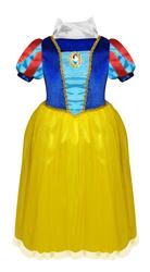 PAMUK PRENSES - Disney Pamuk Prenes Kostüm Yeni (2-3)