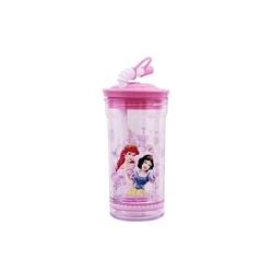 Disney - Disney Princess Kapaklı Pipetli Bardak Matara