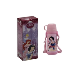 Disney - Disney Princess Uzun Çelik Bardaklı Termos Matara