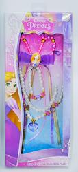 RAPUNZEL - Disney Rapunzel Asa-Kolye-Bileklik Seti