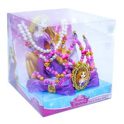 RAPUNZEL - Disney Rapunzel Taç Kolye Seti