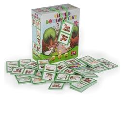 Dıy Toy - Dıy Toy Eğitici Çiftlik Domino Oyunu