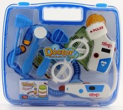 MEGA - Doktor Seti Mavi Çantalı 660-04