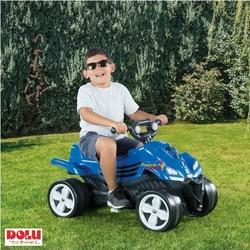 Dolu Oyuncak Fabrikasi - Dolu 8065 Quad Pedallı ATV Dolu-8065