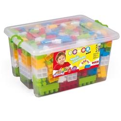 Dolu Oyuncak Fabrikasi - Dolu Büyük Renkli Bloklar Sandıklı Özel Kilitli 230 Parça