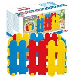 Dolu Oyuncak Fabrikasi - Dolu Oyun Alanı Çit 10'lu 80 Cm