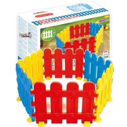 Dolu Oyuncak Fabrikasi - Dolu Oyun Alanı Çit 6'lı Yükseklik 55 Cm