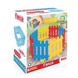 Dolu Oyuncak Fabrikasi - Dolu Oyun Alanı Çit 8'li 115X120X56 Cm