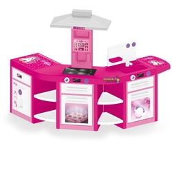 Dolu Oyuncak Fabrikasi - Dolu Oyuncak Büyük Boy Unicorn Kitchen Modern 3'Lü Mutfak Seti Dolu-2544