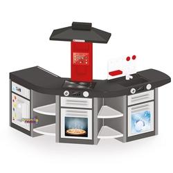 Dolu Oyuncak Fabrikasi - Dolu Oyuncak Mutfak Seti Sesli Aksesuarlı 3'lü