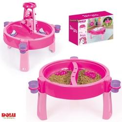 Dolu Oyuncak Fabrikasi - Dolu Oyuncak Unicorn Kum ve Su Aktivite Masası
