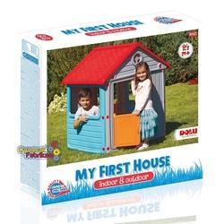 Dolu Plastik Oyuncak İlk Oyun Evim Dolu-3012 - Thumbnail