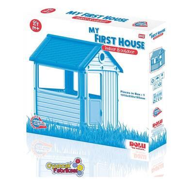 Dolu Plastik Oyuncak İlk Oyun Evim Dolu-3012