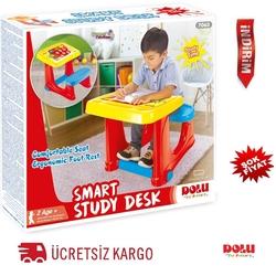 Dolu Oyuncak Fabrikasi - Dolu Smart Ders Çalışma Masası Unisex